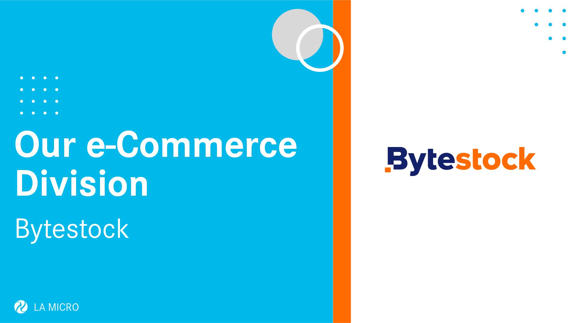 Bytestock - ecommerce division