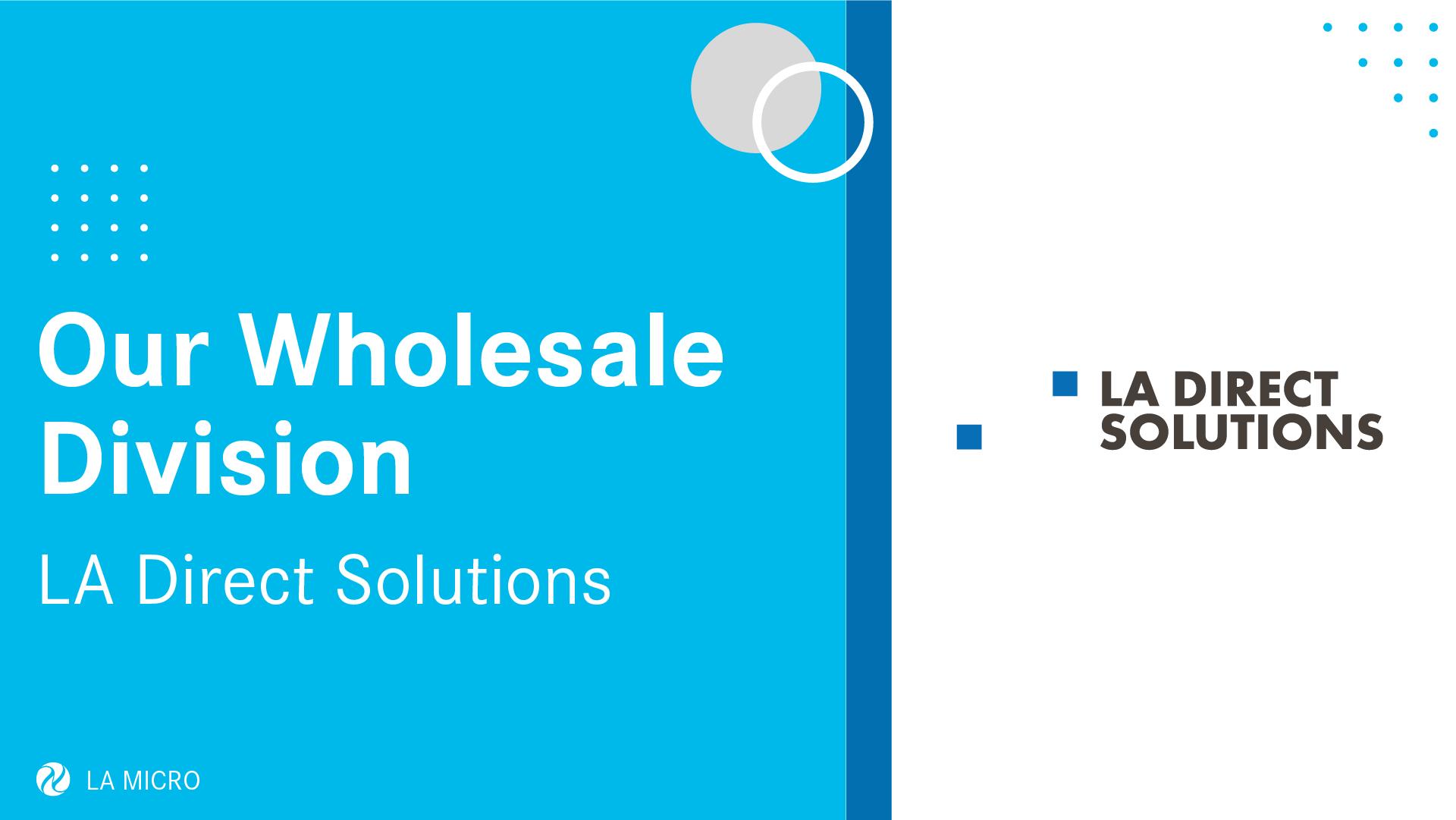 LA Direct Solutions Division