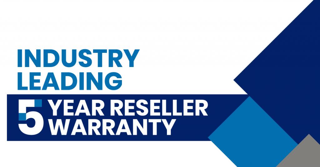 LA Direct Solutions 5 Year Reseller Warranty